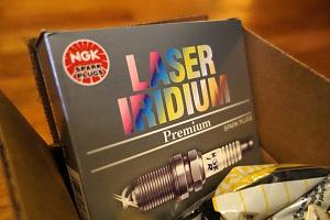 NGK Laser Iridium